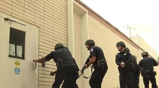 Active shooter training days after UNLV shooting
