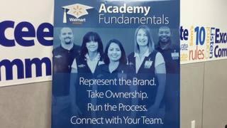 Walmart Academy opens in Las Vegas