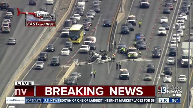 Las Vegas Car Accident Today