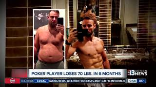 Poker player takes $1M weight bet