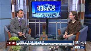 Josh Bell talks about 'Dunkirk' and 'Valerian'