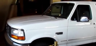 What happened to famous white Bronco?