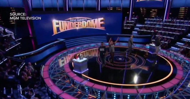 Local business competes on 'Funderdome'
