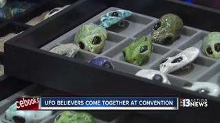 Northern Nevada artist inspired by aliens