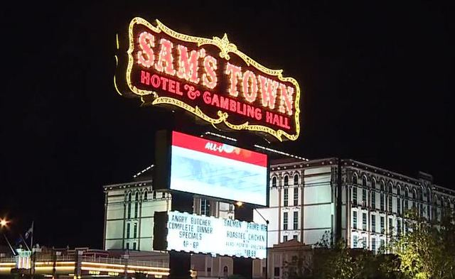 Two people shot at Sam's Town Live Concert Hall