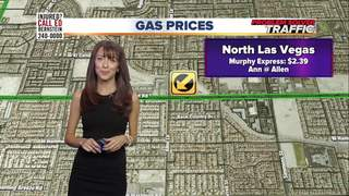 Cheapest gas prices for July 24 in Las Vegas