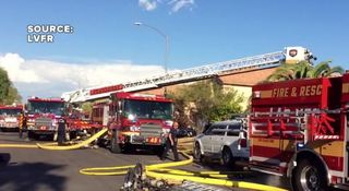 Three firefighters recovering after house fire