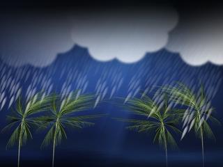 Good chance of rain Monday, Tuesday in Las Vegas