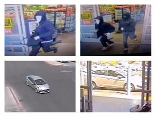 Surveillance photos released in Walmart robbery