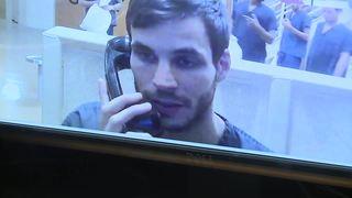 Man says livestream of bomb threats bad decision