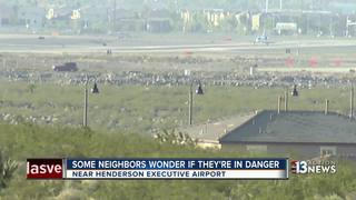 Plane problems have some in Henderson worried