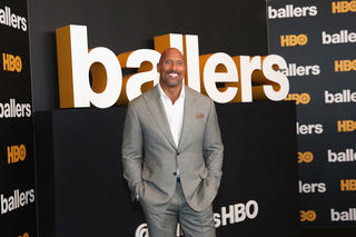 The Cosmo takes center stage in 'Ballers'