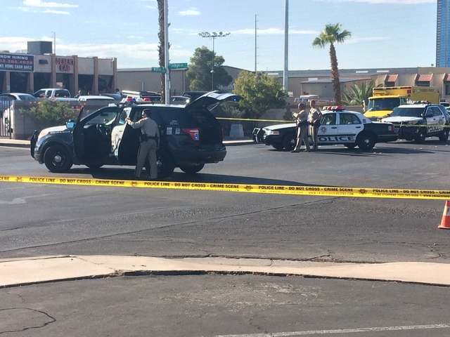 Police say 2nd officer hit in shootout with suspect