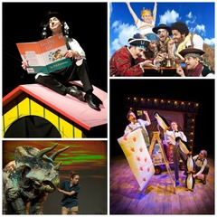Smith Center offers Family Shows Package