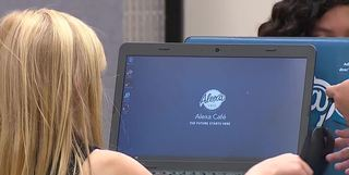 Girls-only camp teaches science and technology