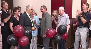 Faith Lutheran school unveils new facility