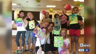 Girl Nation host workshops for young girls