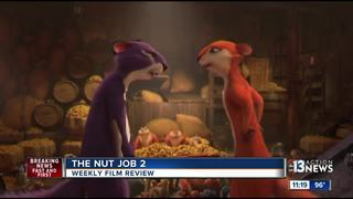 Josh Bell reviews the latest movie releases