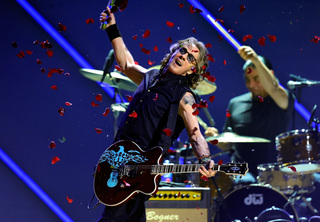 Free Rick Springfield concert on Fremont Street