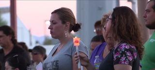 Dozens gather for Vigil Against Hate in Vegas