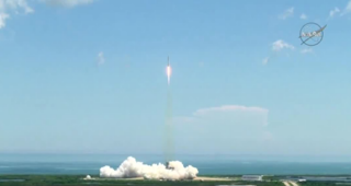 SpaceX launches ISS-CREAM to space station