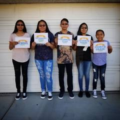First day of school for CCSD students