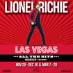 Lionel Richie announces new shows in Las Vegas