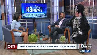 AFAN's Black & White Party happening Saturday