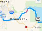 GPS apps detour drivers around Interstate 11