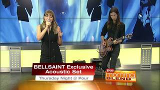 BELLSAINT Performs Her New Single