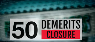 DIRTY DINING: Excessive demerits force closure