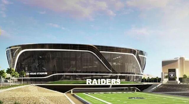 Raiders most bet team in Las Vegas to win Super Bowl