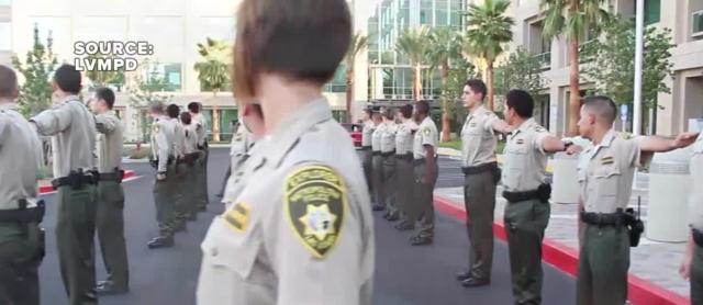 Las Vegas police recruiting for Explorer program