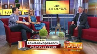 Lake Las Vegas On The Rise