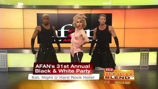 AFAN 31st Annual Black & White Party