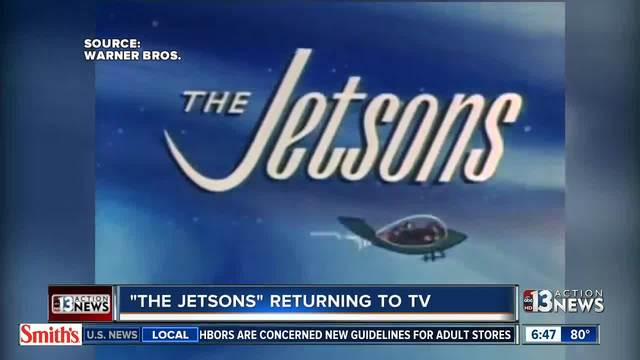 Future shock! 'The Jetsons' rebooted as live-action sitcom