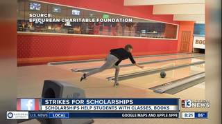 Strikes for Scholarships helps local students