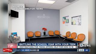 Destinations for Teens talks bullying, addiction