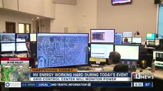 NV Energy ready for solar eclipse in Vegas