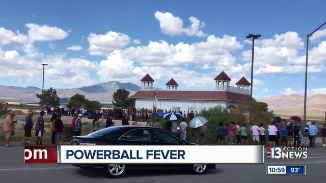 Many around the Permian Basin excited for $700 million Powerball drawing
