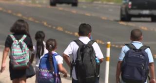 Parents say new school needs safer roads