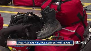Nevada first responders deployed to Texas