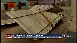 Victims of Katrina remember the devastation