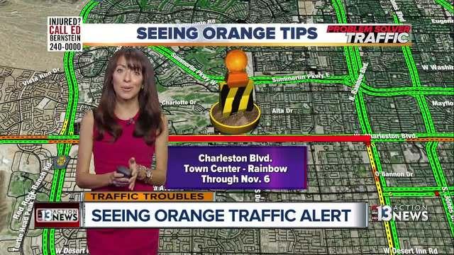 Seeing Orange Traffic for 8-27