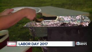 Grill fires happening ahead of Labor Day