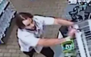 Man smashes 7-Eleven windows when denied beer