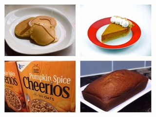PHOTOS: Pumpkin spice lattes, more pumpkin items