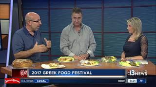 Preps underway for annual Greek food festival