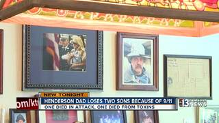 Henderson man's sons lost to 9/11