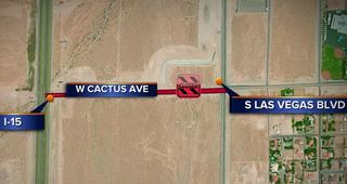 Cactus Avenue to be closed this week